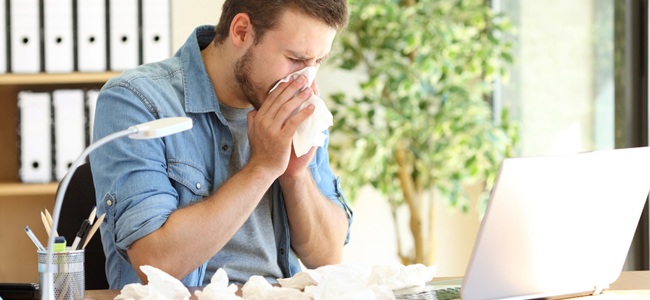 Your Website of the Month: Protecting Yourself and Your Business in Flu Season 2021